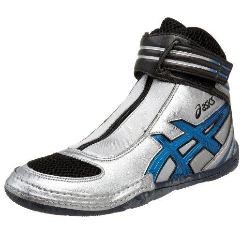 ASICS - homme, Chaussure de - lutte suprême Lyteflex 2 pour 2 homme, argent Royal Black 9 D 51b0ba3 - nobopintu.website