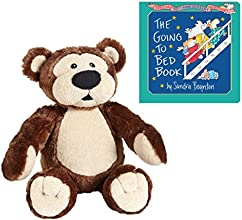 Bear Sound Machine Soother Sleep Aid with 4 Soothing Sounds Comes with BONUS quotThe Going To Bedquo