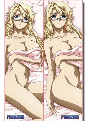 Freezing Satellizer Nude Dakimakura Hugging Body Pillow