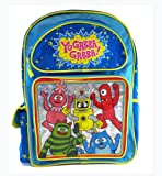 Yo Gabba Gabba Large Backpack