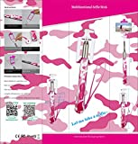 BD. Wireless Multi-Function Bluetooth Selfie Stick with Shooting Video Function (Pink)