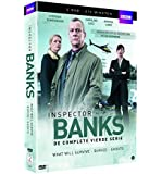 DCI Banks - Series 4 (Region 2 Dutch Import)