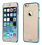 iPhone 6 Case, Spigen® [AIR CUSHION] iPhone 6 (4.7) Case Bumper **New Release** ULTRA HYBRID Air Cushion Technology Corners + Bumper Case with Clear Back Panel for iPhone 6 (4.7) (2014) - ECO-Friendly Packaging