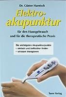 Elektroakupunktur für den Hausgebrauch und die therapeutische Praxis.