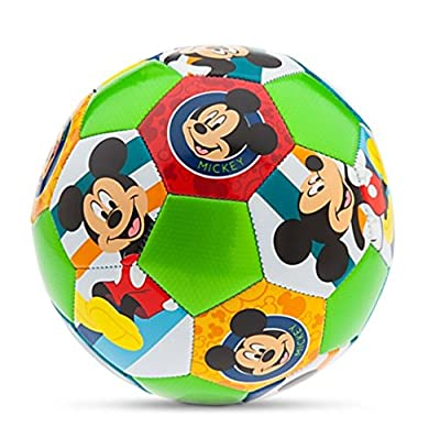 NEW Disneystore Soccer Mickey Mouse Soccer Ball for Kids Size 3