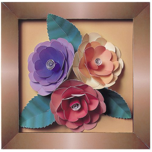 Paper Art Florist Roses (japan import)
