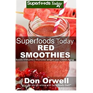 Superfoods Today Red Smoo Livre en Ligne - Telecharger Ebook