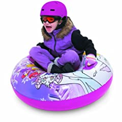 Buy Aqua Leisure Yeti Girls Snow Tube, 37 by Aqua Leisure