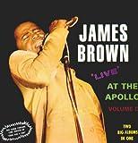 echange, troc James Brown - Live At The Apollo