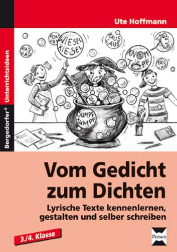 Vom Gedicht Zum Dichten By Ute Hoffmann Free Download
