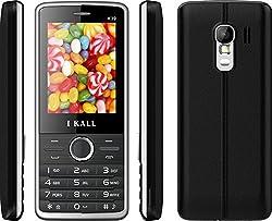 I Kall K39 Dual SIM Mobile Phone(Black)