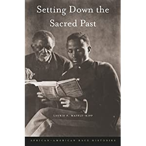 Setting Down the Sacred Past : African-American Race Histories