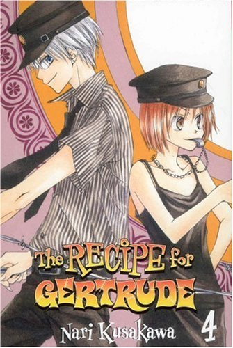 The Recipe for Gertrude, Vol. 4 (Recipe For Gertrude compare prices)