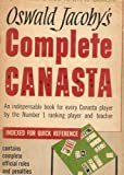 img - for Oswald Jacoby's Complete canasta book / textbook / text book