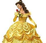 美女と野獣 ベル ディズニーハロウィン コスプレ衣装 完全オーダメイドも対応可