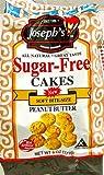 Joseph's Sugar Free Peanut Butter Cookies, 6 oz bag