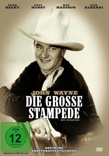JOHN WAYNE - Die Grosse Stampede (Big Stampede)