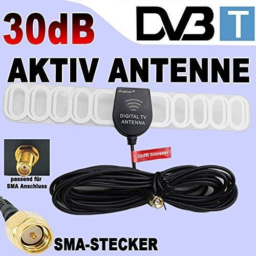 kfz-digital-aktiv-30db-antenne-fur-dvb-t-auto-tv-tuner-receiver-mit-sma-stecker-30-db-signal-verstar