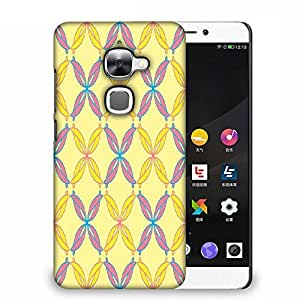 Snoogg Colorful Ribbons Designer Protective Phone Back Case Cover For Samsung Galaxy J1