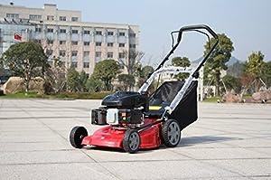 New Hot Sale Gasoline Hand Push Lawn Mower Petrol Wheel Mower from Kize2016