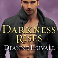 Darkness Rises: Immortal Guardians Series, Book 4 (       UNABRIDGED) by Dianne Duvall Narrated by Kirsten Potter