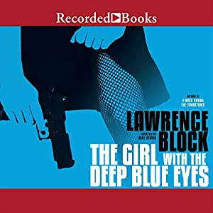 The Girl with the Deep Blue Eyes Audiobook