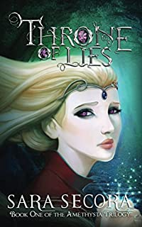 Throne Of Lies by Sara Secora ebook deal