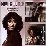 echange, troc Phyllis Hyman - Living All Alone & Prime Of My Life