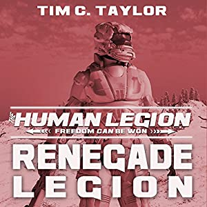 Renegade Legion Audiobook