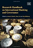 img - for Research Handbook on International Banking and Governance (Elgar Original Reference) book / textbook / text book