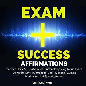 Exam Success Affirmations Audiobook