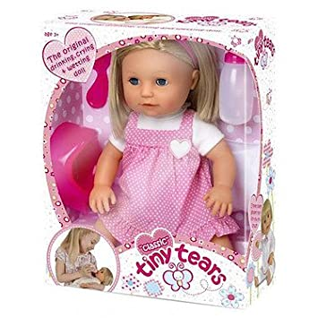 Toy Brokers - 9180 - Poupée Classic Tiny Tears