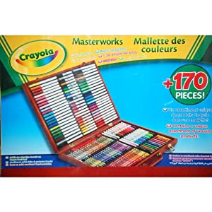 Crayola Masterworks