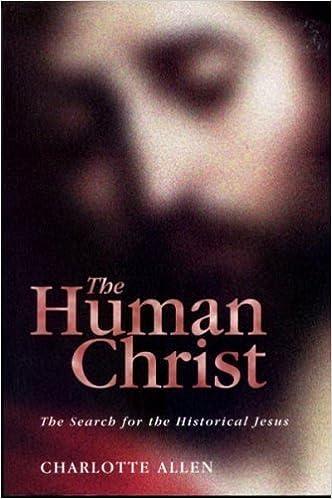 Human Christ, The, Charlotte Allen