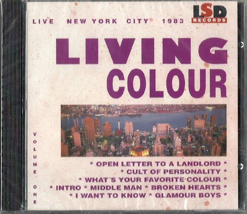 living colour cult of personality cd covers
