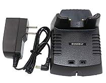 Sundely Ni-MH Ni-CD Battery Charger For Yaesu/Vertex STANDARD HORIZON Radios FNB-V57, FNB-57, FNB-64, FNB-83, FNB-V94