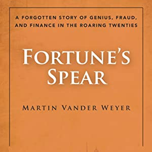 Fortune's Spear Audiobook