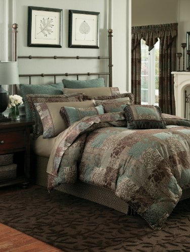 Croscill Galleria King 4-Piece Comforter Set