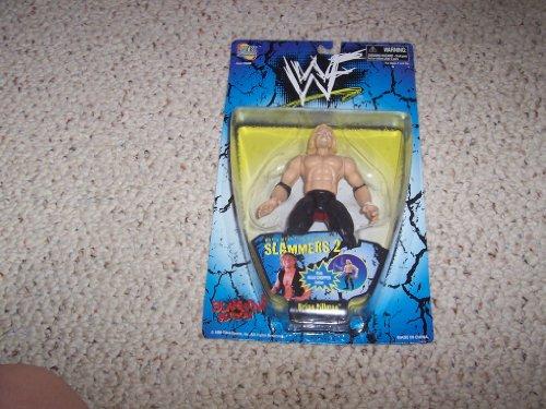 WWF Slammers 2 Brian Pillman by Jakks Pacific 1998 - 1
