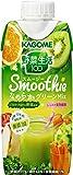 カゴメ 野菜生活100 Smoothie なめらかグリーンミックス 330ml×12本