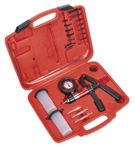 Sealey VS403 Vacuum and Pressure Test/ Bleed Kit