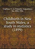 img - for Childbirth in New South Wales; a study in statistics. book / textbook / text book