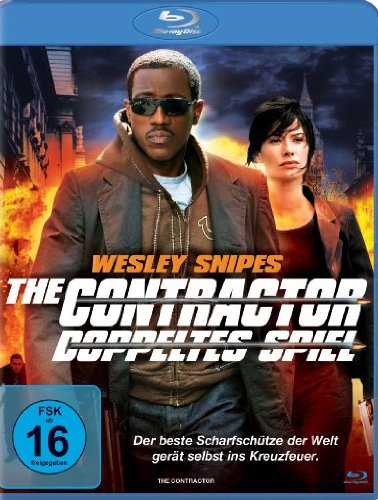 The Contractor - Doppeltes Spiel [Blu-ray]