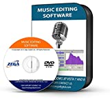 Pro Audio Sound Music Mp3 Editor Editing Mixing Recording Converting Software FOR WINDOWS XP/Vista/7/8/8.1 32/64 BIT