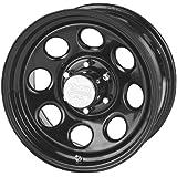 "Pro Comp Steel Wheels Series 98 Wheel with Gloss Black Finish (17x8""/5x4.5"")"