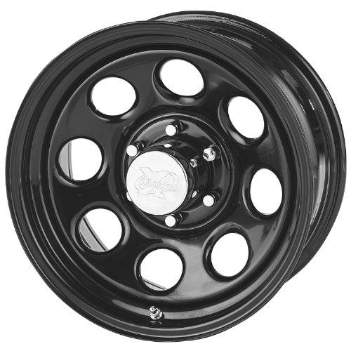 Pro Comp Steel Wheels Series 97 Wheel with Gloss Black Finish (15x8