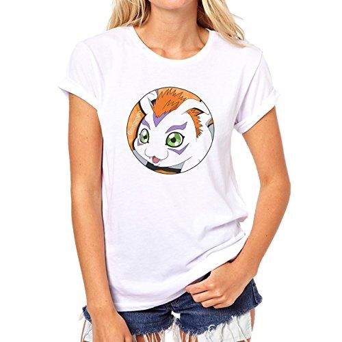 Digimon-Gomamon-Water-Type-Circle-XXL-Mujer-T-Shirt
