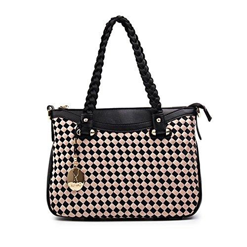 sac de mode dame européenne et américaine/Tissé sac à bandoulière/Tempérament sac à main/Messenger Bag