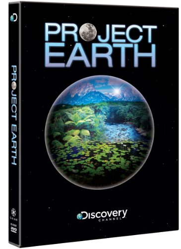 Cover art for  Project Earth