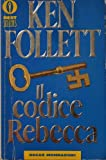 img - for Il Codice Rebecca (The Key to Rebecca Italian Version) book / textbook / text book